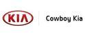 Cowboy Kia of Conroe Logo