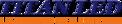 Titan LED Logo