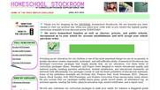 Homeschool Stockroom Logo