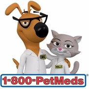 1-800-PetMeds Logo