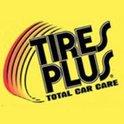 Tires Plus Total Car Care Logo