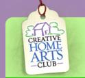 Creative Home Arts Club Logo