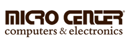 Micro Center / Micro Electronics Logo