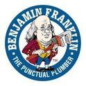 Benjamin Franklin Plumbing / Clockwork Logo