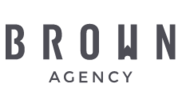 Wilhelmina Brown / The Brown Agency Logo