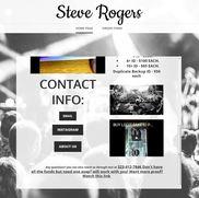 Steverogersfakes.com Logo