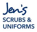 Jen's Scrubs Logo
