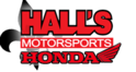 Hall's Motorsports Honda Logo