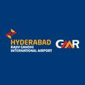 Rajiv Gandhi Hyderabad International Airport Logo