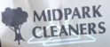 Midpark Cleaners Logo