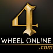 4 Wheel Online Logo