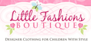 Little Fashions Boutique Logo