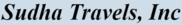 Sudha Travels Logo