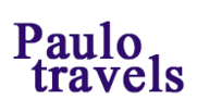 Paulo Travels Logo