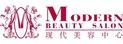 Modern Beauty Salon Logo