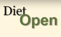 DietOpen Logo