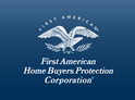 First American Home Warranty / First American Home Buyers Protection Logo