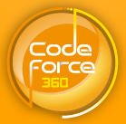Codeforce / CodeForce 360 Logo