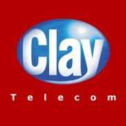 Clay Telecom Logo