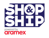 Shop & Ship Logo
