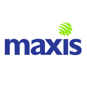 Maxis Communications Logo