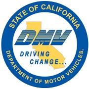 California Department of Motor Vehicles [CA DMV] Logo