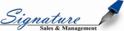 Signature Sales & Management Logo