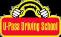 U-Pass Driving School Logo