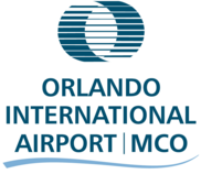 Orlando International Airport (MCO) Logo