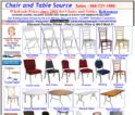 1st Folding Chairs Logo