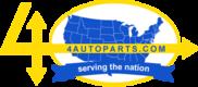 4-Auto Parts Logo