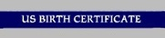 USBirthCertificate Logo