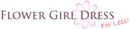 FlowerGirlDressForLess Logo
