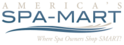 America's SPA-MART Logo