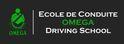 Omega Driving School Logo