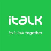 iTalk Affiliate Telecommunications Logo
