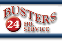 Busters Towing Logo