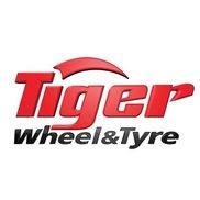 Tiger Wheel & Tyre Logo