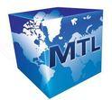 Marine Transport Logistics Logo