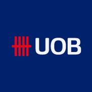 United Overseas Bank / UOB Bank Logo
