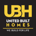 United Built Homes Logo