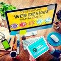 Internet Website Design Concepts Logo