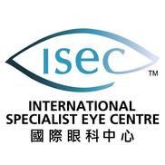 International Specialist Eye Centre [ISEC] Logo