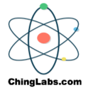 ChingLabs / Hebina Higer Chemical Technology Logo
