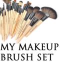 MyMakeupBrushSet Logo