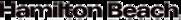 Hamilton Beach Brands Logo