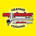My Plumber Heating and Cooling Logo