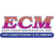 East Coast Mechanical [ECM] Logo