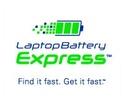 Laptop Battery Express Logo
