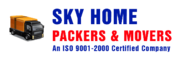 Sky Home Packers & Movers Logo